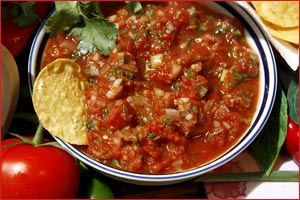 Photo: Bowl of Salsa